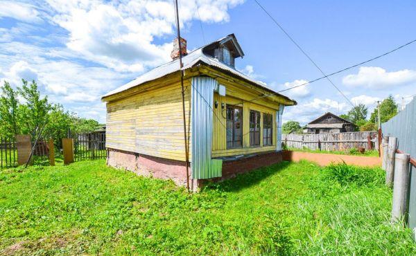 Жилой дом в деревне Зубово с возможностью прописки